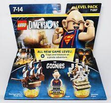 LEGO DIMENSIONS LEVEL PACK 71267 - THE GOONIES - NUEVO - LOS GOONIE