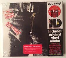 Rolling Stones Sticky Fingers Exclusive Limited Edition Bonus Vinyl LP Album 2CD