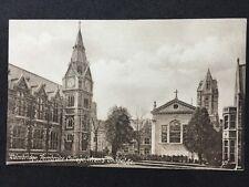 Vintage Postcard - Cambridgeshire #28 - RP Pembroke College Wren Chapel Friths