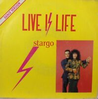 45 tours - Stargo - Live Is Life -  Capsicum