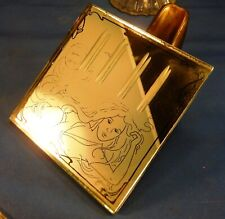 Ultra Rare Original Vintage Mid Century Cocaine Mirror