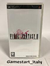 FINAL FANTASY 2 II - SONY PSP - VIDEOGIOCO NUOVO SIGILLATO - NEW SEALED PAL