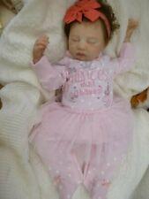 Leah a sweet little  reborn baby girl