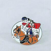 WDW - Hidden Mickey Collection - Transportation Goofy / Horse Disney Pin 51440