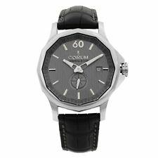 Corum Admirals Cup Legend 42 Steel Grey Dial Automatic Men Watch 395.101.20/0F01