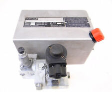 Hawe Compact Hydraulic Power Pack Model# HC12L/1.71-A 3/120-VB11FM-R1-A24