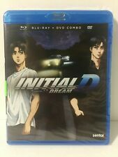 Initial D Legend 3: Dream movie / NEW anime on Blu-ray & DVD
