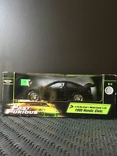 Ertl 1995 Honda Civic The Fast And The Furious 1:18 Diecast Car
