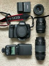 Canon EOS 6D 20.2MP Digital SLR Camera - Black