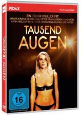 Tausend Augen * DVD Erotikthriller * Pidax Neu