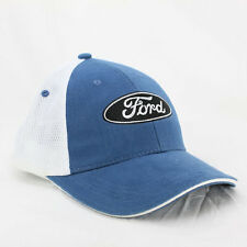 Ford ciruela logotipo Mesh Red us muscle car basecap gorra Trucker Cap béisbol nuevo