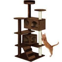 BCP 53in Multi-Level Cat Tree w/ Scratcher