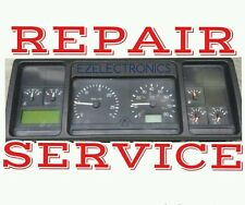 1996 to 2003 VOLVO SEMI TRACTOR TRUCK VN, VNL INSTRUMENT CLUSTER REPAIR SERVICE