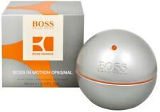 HUGO BOSS ORANGE PARFUM BOSS IN MOTION ORIGINAL EAU DE TOILETTE HOMME 90ML