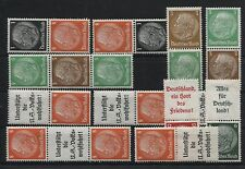S 127, S 129 - S 135, S 137, S 139 und S 143 pf./ung. (B04233)