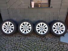 4x 17 Zoll BMW Sommerkompletträder 5er E60 E61