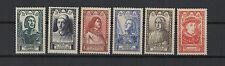 FRANCE 1946 célébrités du XVe siècle série complète de 6 timbres neufs /T1847