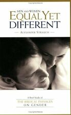 Men and Women, Equal Yet Different: A Brief Study of the Biblical Passages on Ge