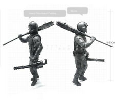 1/35 Modern US Soldier Helicopter Pilot Mini-Gun Technician Resin Model Figure