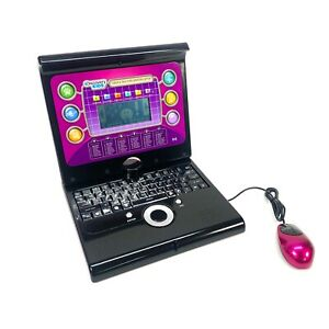 Discovery Kids Teach 'n' Talk Exploration Laptop Pink Kids Learning Computer
