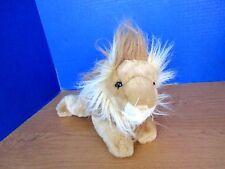 "FAO SCWARZ~11"" Plush MALE LION Stuffed Animal"