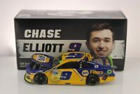 CHASE ELLIOTT #9 2019 NAPA FILTERS 1/24 SCALE NEW IN STOCK FREE SHIPPING