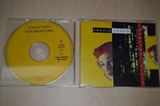 Donald Fagen ‎– Tomorrow's Girls. W0180CD CD-Single