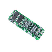 3S 20A 12.6V Cell 18650Li-ion Lithium Battery Charger BMS Protection PCB Board !