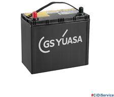 YUASA HJ S46B24R Batteria Ausiliaria AGM 45Ah 12V 325EN per Ibride Toyota Lexus