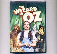 Wizard of Oz 1939 musical G family movie, new DVD Judy Garland, Ray Bolger, Toto