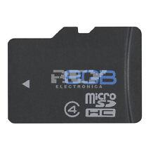Tarjeta Memoria Micro SD SDHC 8GB Card Clase 4 v52