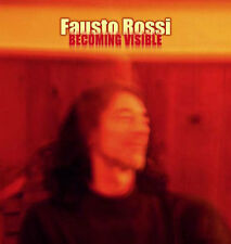 FAUST'O - BECOMING VISIBLE - CD SIGILLATO 2009 - FAUSTO ROSSI