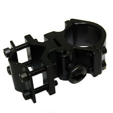 "HQRP 1"" Barrel Picatinny Weaver Flashlight Mount for Sport Airsoft"