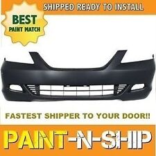NEW 2005 2006 2007 Honda Odyssey Touring (fog) Front Bumper Painted  (HO1000223)