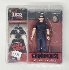 Grindhouse Death Proof, Stuntman Mike, Kurt Russell, Cult Classics Series 7,Neca