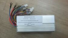 48v-72v42A brushless controller with thumb throttle