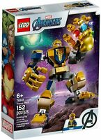 LEGO 76141 Thanos Mech MARVEL(Brand new & sealed) AU SELLER