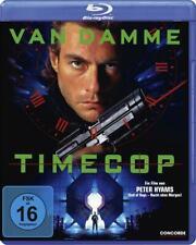 TIMECOP (Jean-Claude van Damme, Ron Silver) Blu-ray Disc NEU+OVP