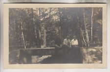 VINTAGE RPPC - ARCH E VAIL - CHAS A KETCHAM MIDDLETOWN NEW YORK