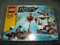 A RARE LEGO (70410) PIRATES: Soldiers Outpost - BRAND NEW IN FACTORY SEALED BOX
