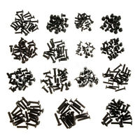 300pcs 15 Types Screw Set For IBM HP TOSHIBA SONY DELL Laptop Computer Black N3