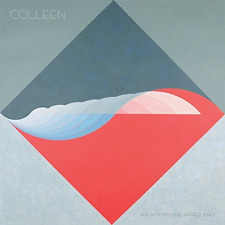 COLLEEN-A FLAME MY LOVE. A FREQUENCY-JAPAN CD E78