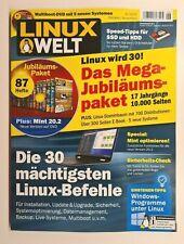 LINUX  Welt  6/2021  Linux wird 30! Das Mega Jubiläumspaket mit DVD ,Neu
