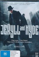 Jekyll And Hyde Series One 1 First DVD NEW Tom Bateman DOnald Sumpter