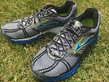 Men's RARE Brooks Trance 12 Size 9 Blue/Silver/White NEW. RARELY FOUND SHOES.