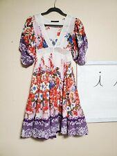 Hazel floral dress boho bohemian cottagecore Small