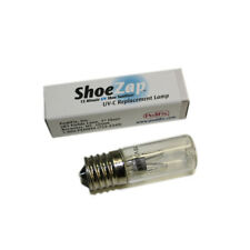 New Shoe Zap Replacement Bulb 1 Per Package UV-C Lamp Bulb Replacement Part