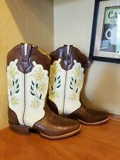 New Ladies Rocky Cowboy Boots Size 7
