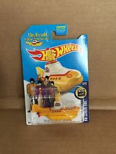Hot Wheels The Beatles Yellow Submarine // HW Screen Time 5 of 10