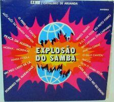 Conjunto Explosao Do Samba - Explosao Do Samba LP Vinyl Record Itamaraty Brazil